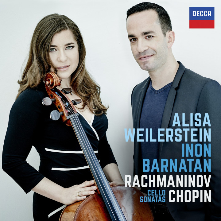 Alisa Weilerstein - Rachmaninov Chopin Cello Sonatas