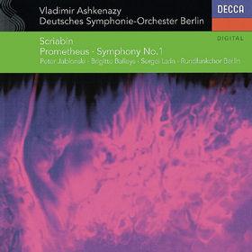 Vladimir Ashkenazy, Scriabin: Symphony No. 1; Prometheus, 00028947889939