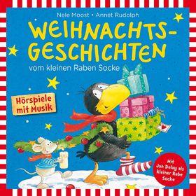 Cover zu Sockes Weihnachtsgeschichten
