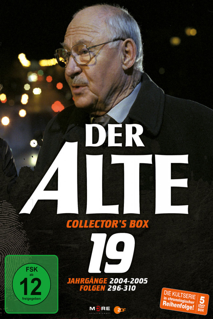 Der Alte Collector's Box Vol.19 (15 Folgen/5 DVD)