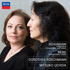 Mitsuko Uchida, Schumann: Liederkreis; Frauenliebe und Leben; Berg: Sieben frühe Lieder, 00028947884392