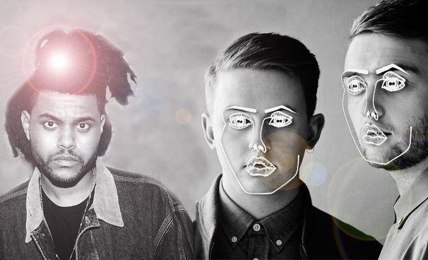 The Weeknd, Nocturnal: Erfahrt hier mehr über das Featuring von Disclosure und The Weeknd
