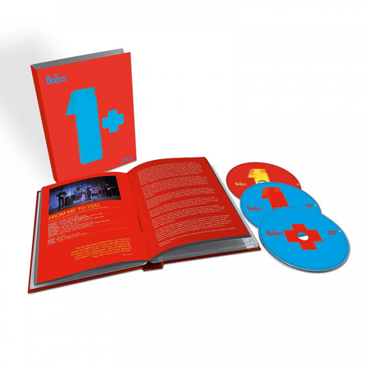 1+ (CD+2DVD Limited Deluxe Edition)