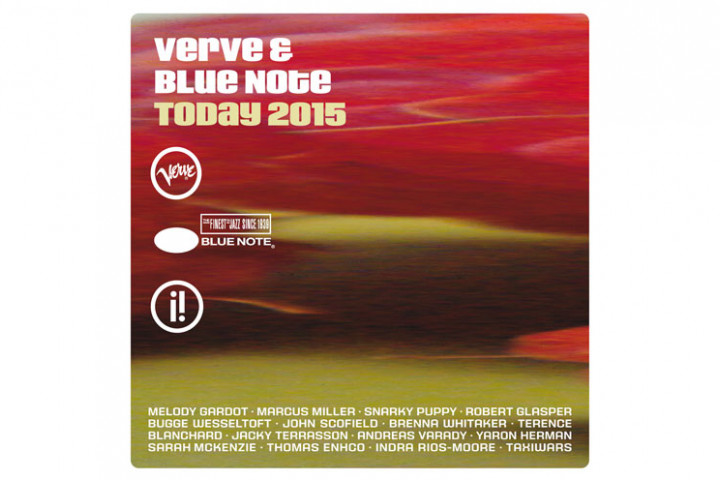 Verve + Blue Note Today 2015