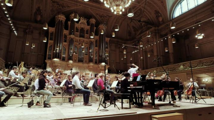 Ravels Klavierkonzert G-Dur I (Ausschnitt)