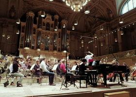 Yuja Wang, Ravels Klavierkonzert G-Dur I (Ausschnitt)