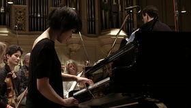 Yuja Wang, Ravel - Klavierkonzert für die linke Hand in D-Dur (Ausschnitt)