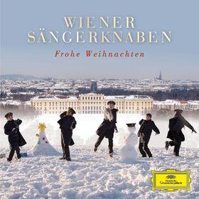 Wiener Sängerknaben, Wiener Sängerknaben - Frohe Weihnachten, 00028948119370