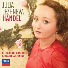 Julia Lezhneva, Julia Lezhneva - Händel, 00028947892304