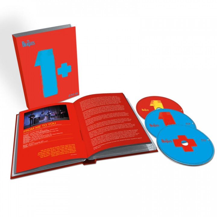 1+ (CD+2Blu-ray Limited Deluxe Edition)