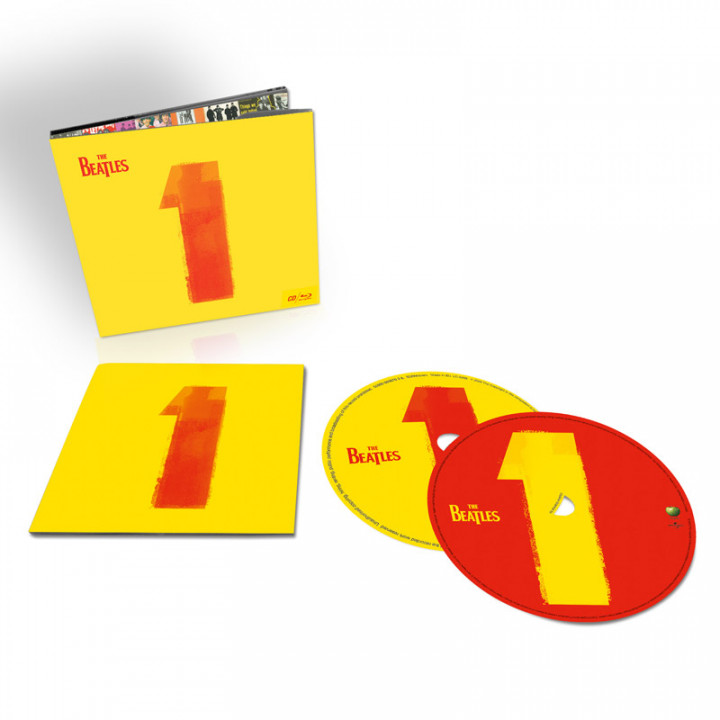 1 (CD+Bluray Limited Digipack)