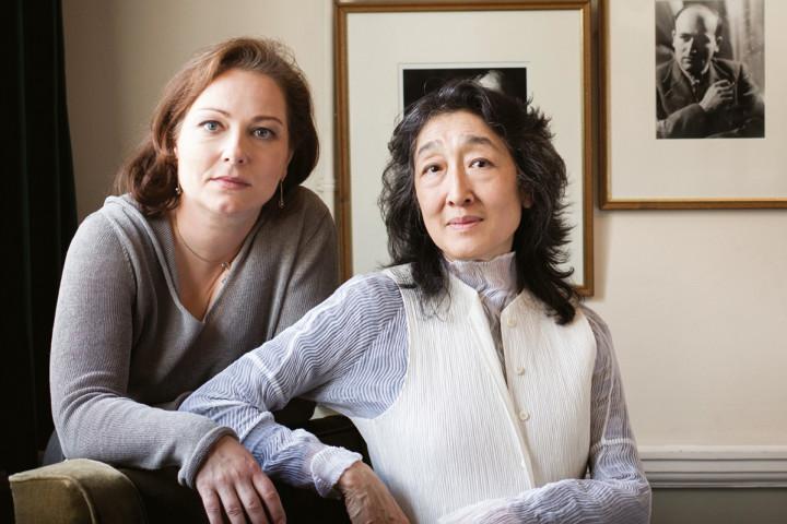 Dorothea Röschmann, Mitsuko Uchida