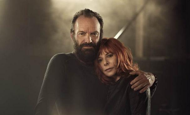 Sting, Inklusive Sting-Duett: Myléne Farmer veröffentlicht am 6. November 2015 ihr zehntes Studio-Album Interstellaires