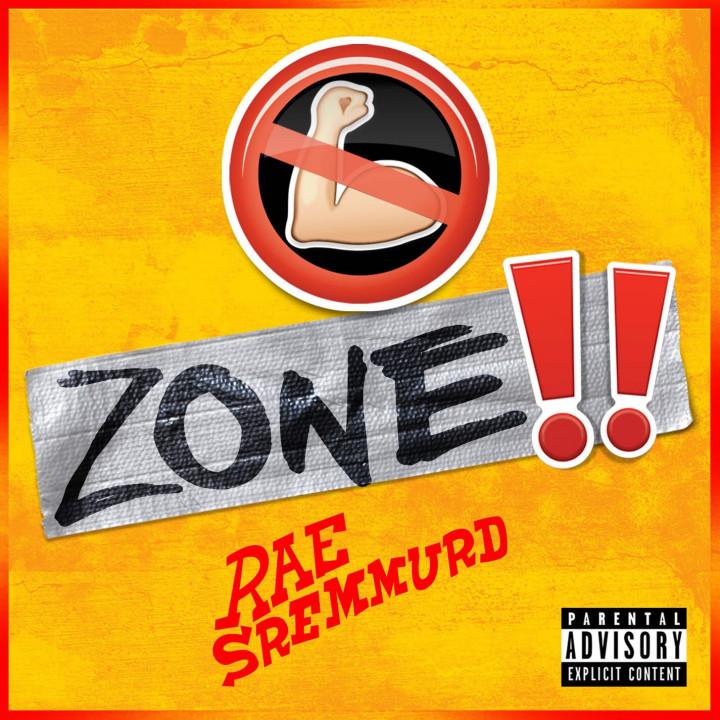 Rae Sremmurd No Flex Zone Singlecover
