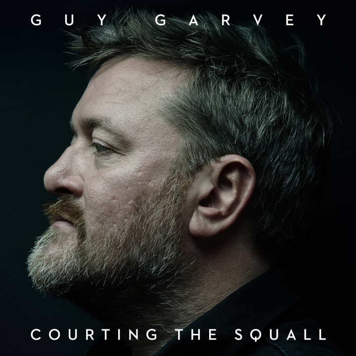 Guy Garvey Courting The Squall Albumcover