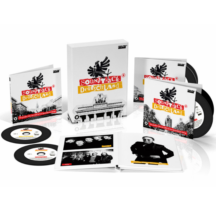 Soundtrack Deutschland 6CD Box
