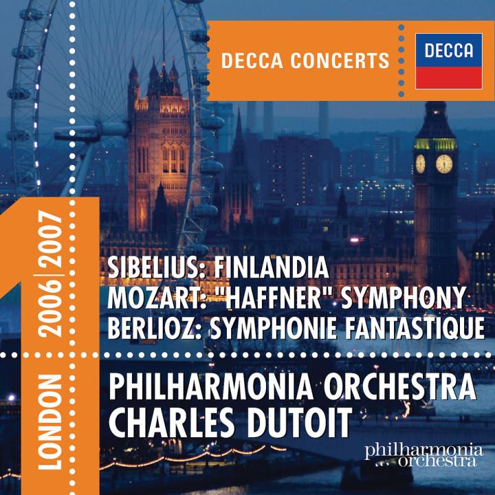 Berlioz: Symphonie fantastique etc
