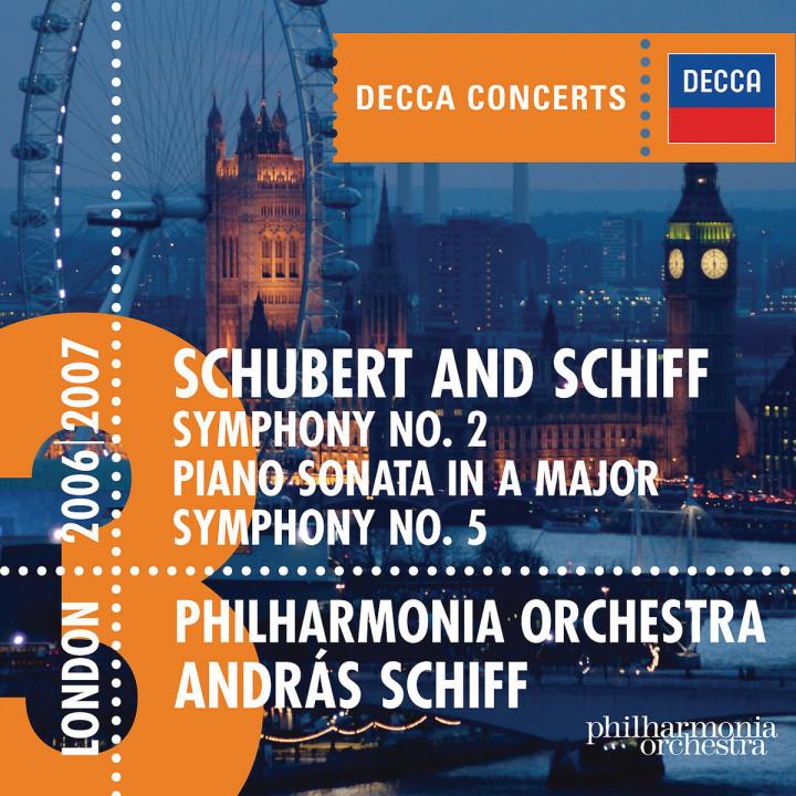 Schubert: Symphonies Nos.2 & 5 etc