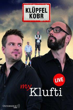 Volker Klüpfel & Michael Kobr, myKlufti (Live-DVD), 09783869522944