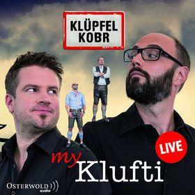 Volker Klüpfel & Michael Kobr, myKlufti (Live-CD), 09783869522937