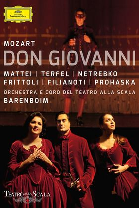 Anna Netrebko, Mozart: Don Giovanni, 00044007352182