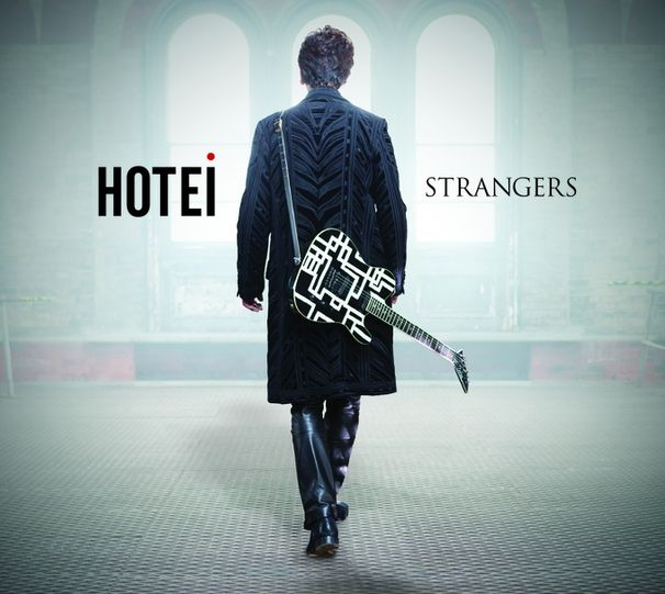 Hotei, Hotei Strangers Albumcover