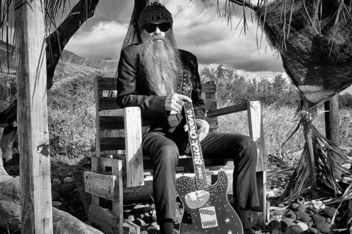 Billy F Gibbons 2018 - Bild 1