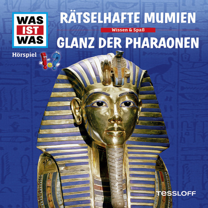 10: Rätselhafte Mumien / Glanz der Pharaonen