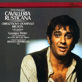 Plácido Domingo, Mascagni: Cavalleria Rusticana, 00028947892793