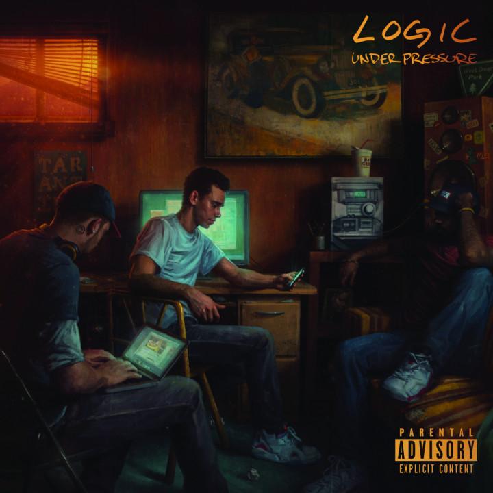 Logic Under Pressure Standard Albumcover