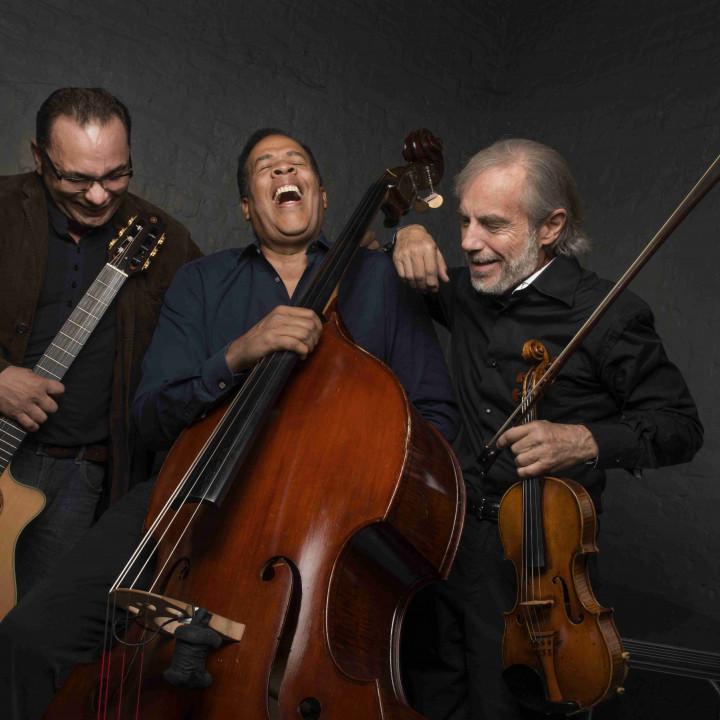 Biréli Lagrène , Stanley Clarke, Jean-Luc Ponty