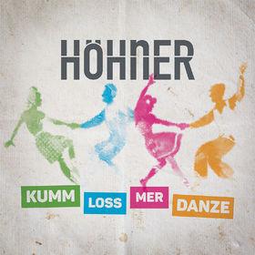 Höhner, Kumm loss mer danze, 00602547607973