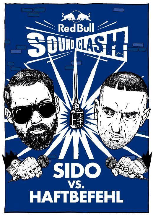 Red Bull Soundclash – SIDO und Haftbefehl