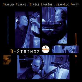 Stanley Clarke, D-Stringz, 00602547384294