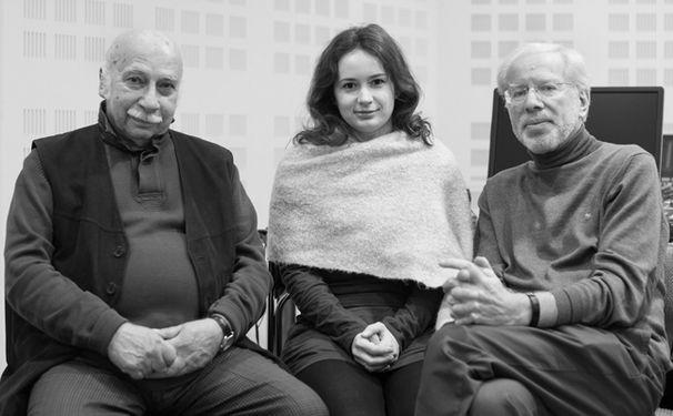 Giya Kancheli, Sanfte Lichter – Gidon Kremer spielt Giya Kancheli
