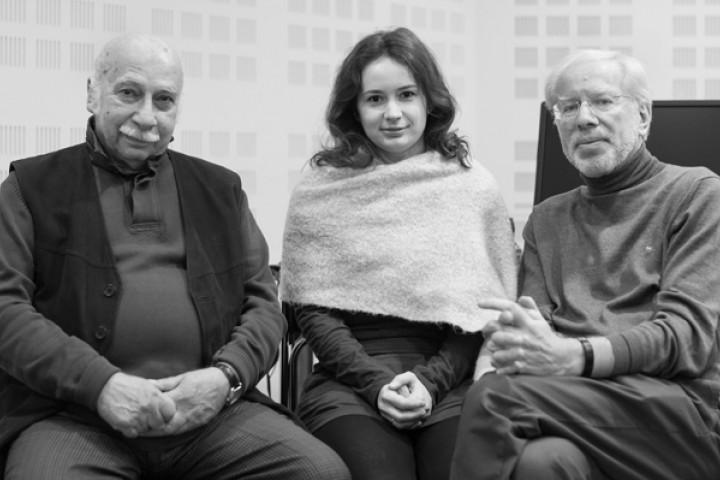 Giya Kancheli, Patricia Kopatchinskaja, Gidon Kremer