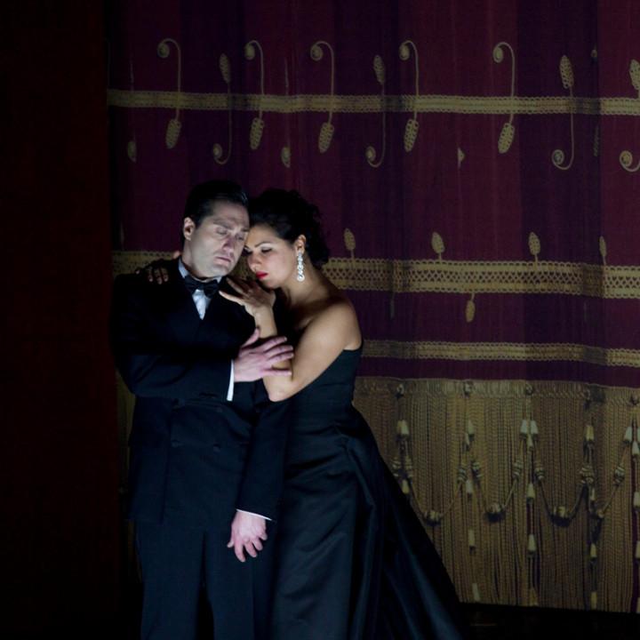 Giuseppe Filianoti, Anna Netrebko