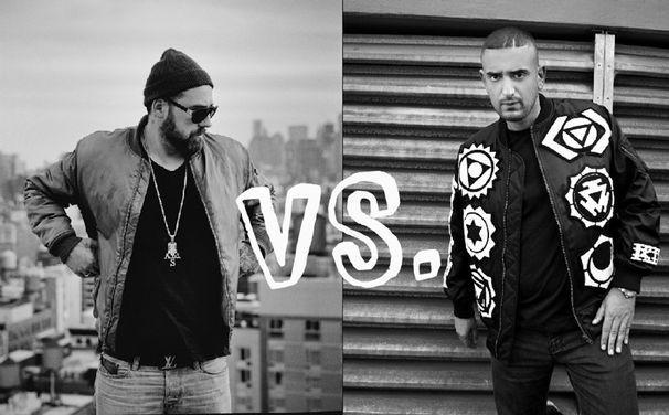 Sido, #teamsido: Sido vs. Haftbefehl beim Red Bull Soundclash