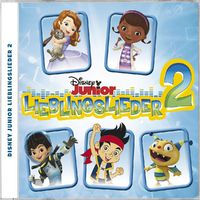 Disney, Disney Junior Lieblingslieder 2, 00050087333430
