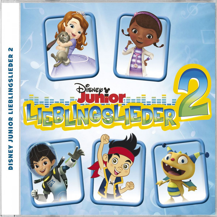 Disney Junior Lieblingslieder 2