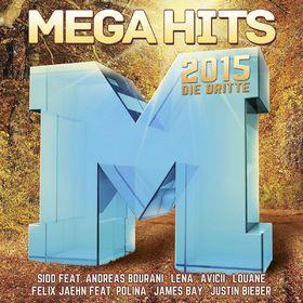 Megahits, MegaHits 2015 - Die Dritte, 00600753641088