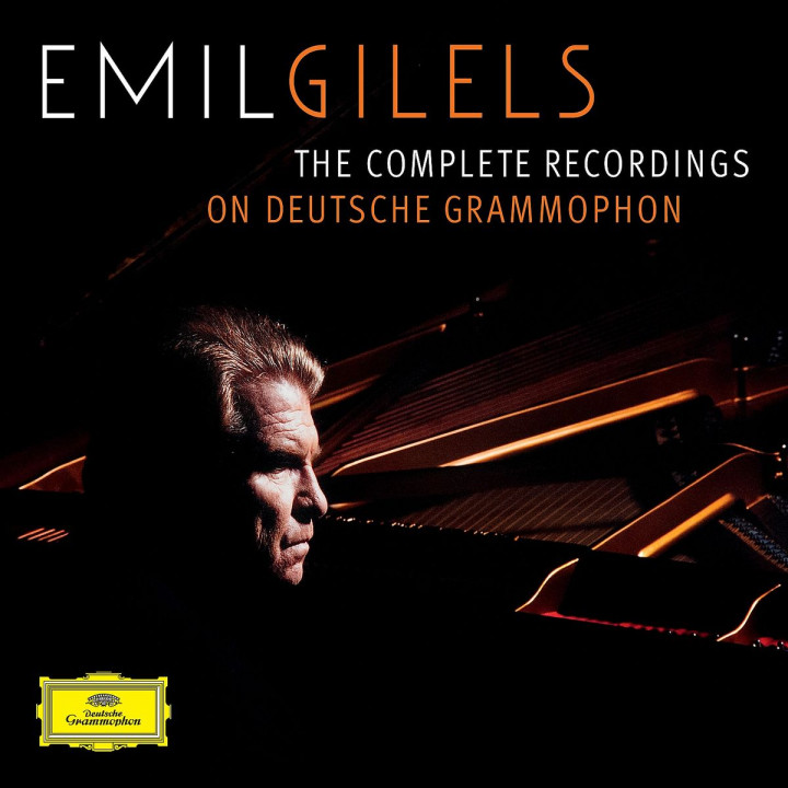 Gilels: Complete Recordings on DG (Ltd. Edt.)