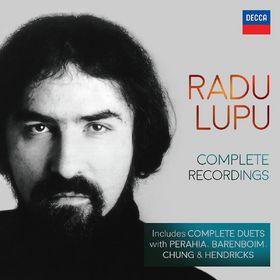 Radu Lupu, Complete Recordings, 00028947887720