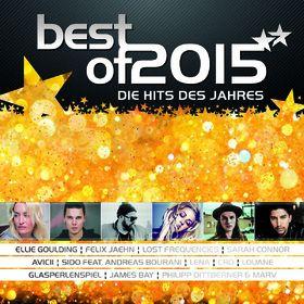 Best Of..., Best Of 2015 - Die Hits des Jahres, 00600753647905