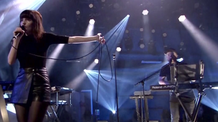 Leave A Trace (Live bei Circus Halligalli, 2015)