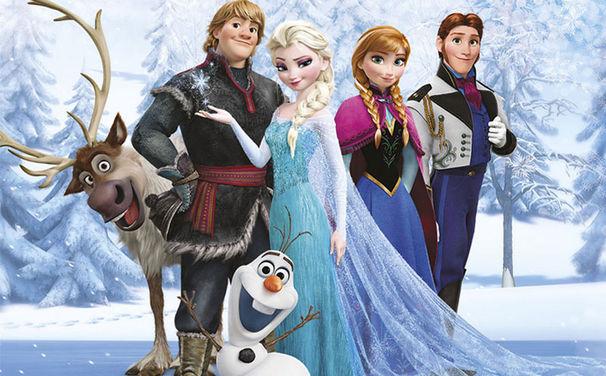 Die Eiskönigin - Völlig unverfroren, Die Eiskönigin – Die Lieder