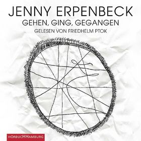 Friedhelm Ptok, Jenny Erpenbeck: Gehen, ging, gegangen, 09783957130419