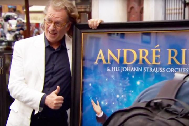 Andre Rieu - Award
