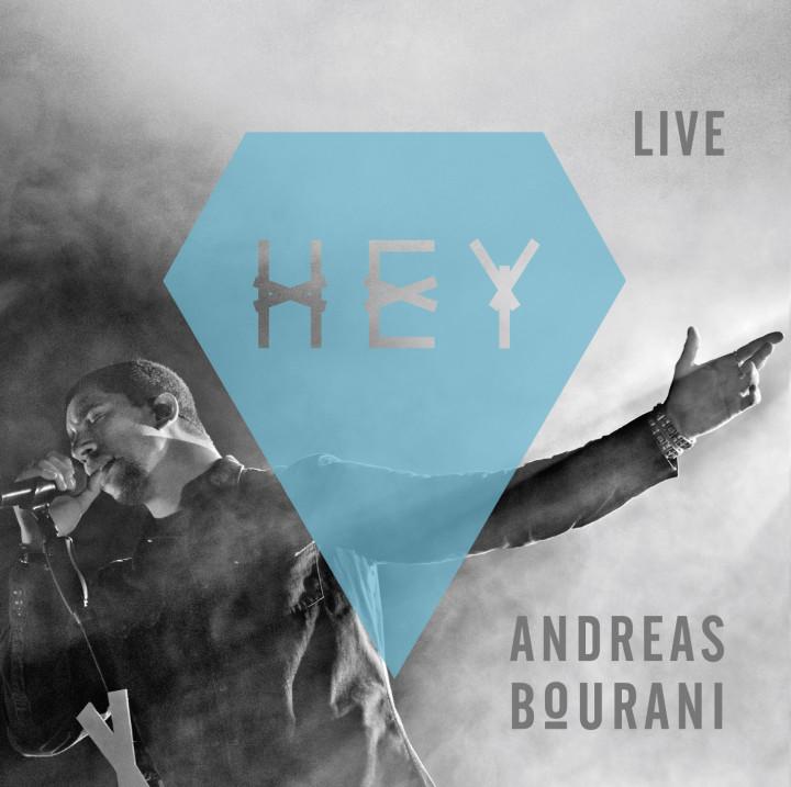 Hey Live CD