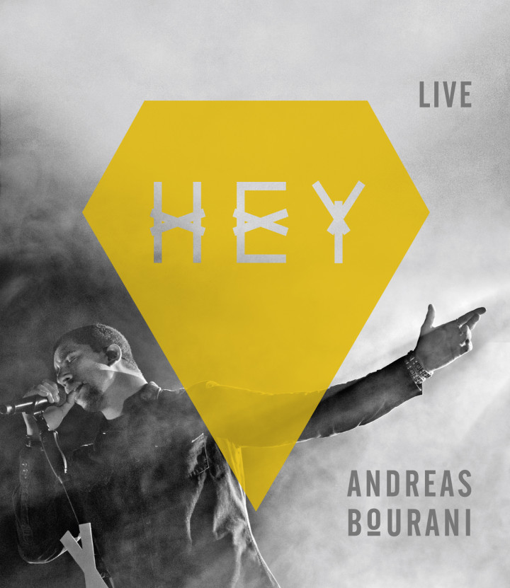 Hey Live BluRay